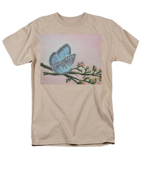 Amandas Blue Dream Men's T-Shirt  (Regular Fit) by Felicia Tica