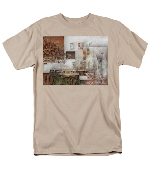 Ancient City 1 Men's T-Shirt  (Regular Fit) by David Hansen