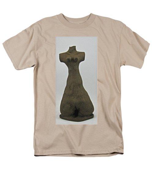 Ancient Goddess Men's T-Shirt  (Regular Fit) by Mario Perron