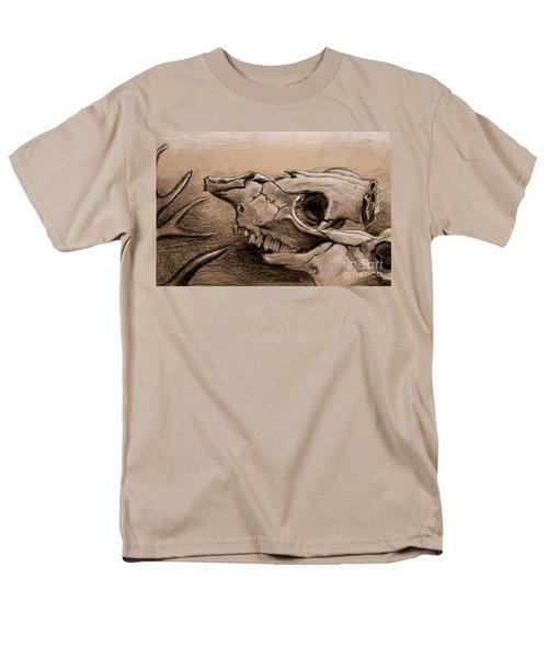 Animal Bones Men's T-Shirt  (Regular Fit) by Samantha Geernaert