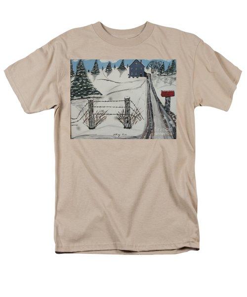 Anna Koss Farm Men's T-Shirt  (Regular Fit) by Jeffrey Koss