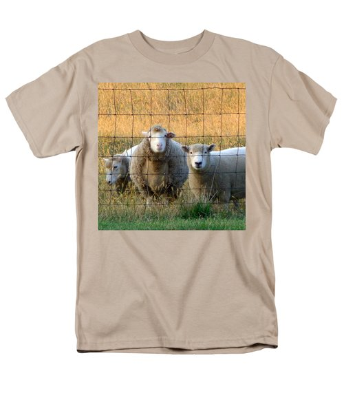 Men's T-Shirt  (Regular Fit) featuring the photograph Baaaaa by Joseph Skompski
