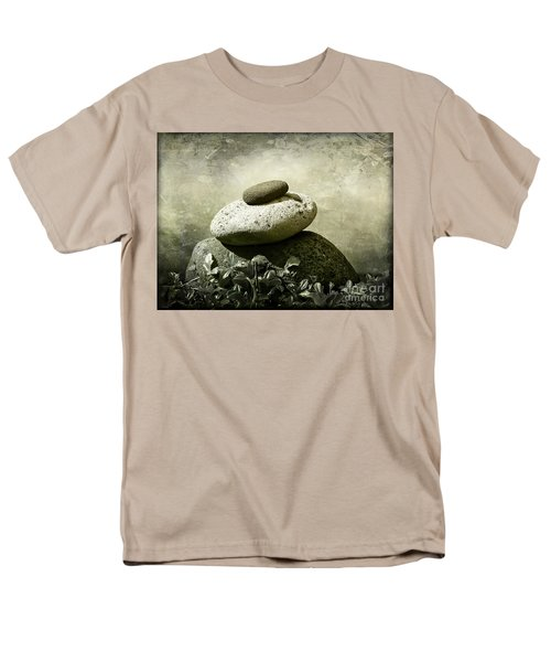 Balanced 2 Men's T-Shirt  (Regular Fit) by Ellen Cotton