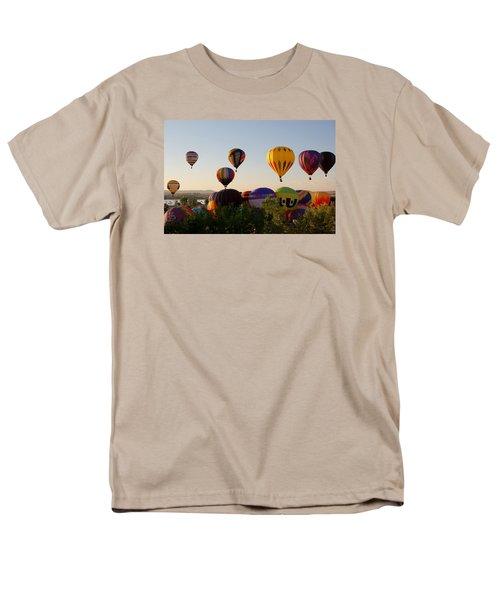Balloon Festival Men's T-Shirt  (Regular Fit)