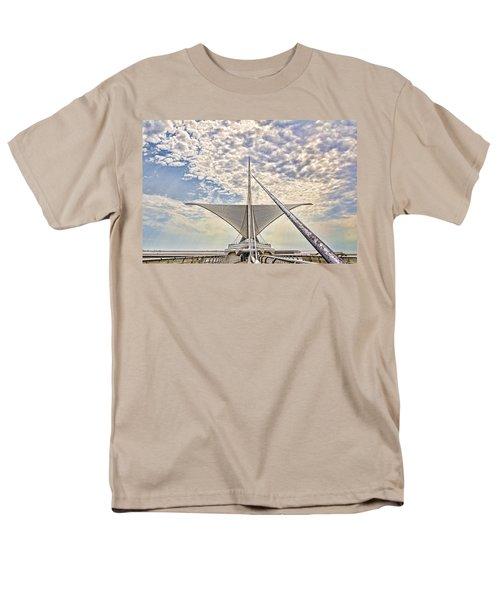 Bare Metal Mam Men's T-Shirt  (Regular Fit) by Daniel Sheldon