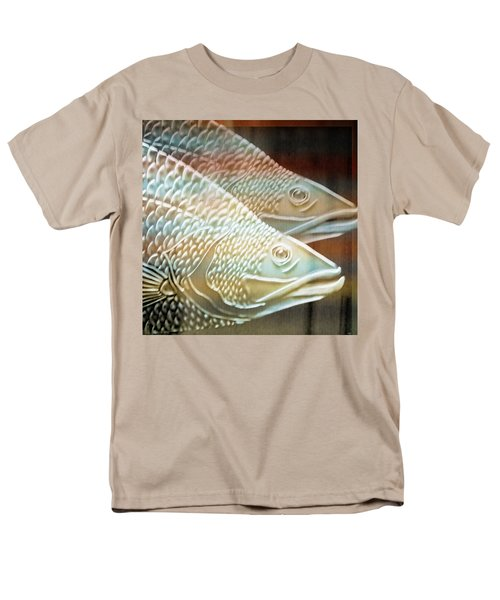 Men's T-Shirt  (Regular Fit) featuring the photograph Barramundi by Holly Kempe