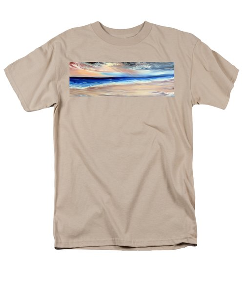 Men's T-Shirt  (Regular Fit) featuring the painting Be Near by Meaghan Troup