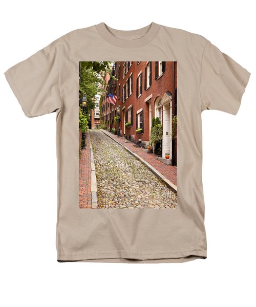 Beacon Hill Men's T-Shirt  (Regular Fit) by Brian Jannsen