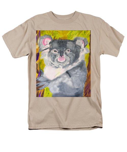 Koala Hug Men's T-Shirt  (Regular Fit) by Meryl Goudey