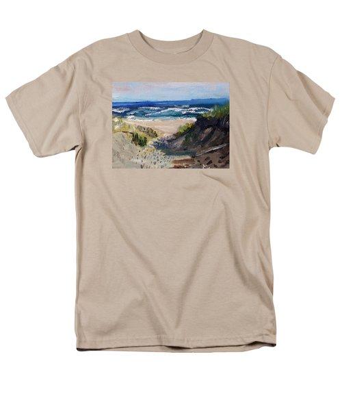 Bearberry Hill Truro Men's T-Shirt  (Regular Fit)