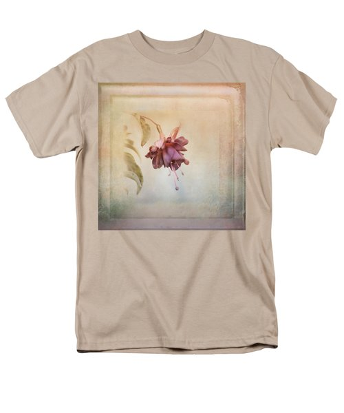 Beauty Fades Softly Framed Men's T-Shirt  (Regular Fit) by Susan Capuano