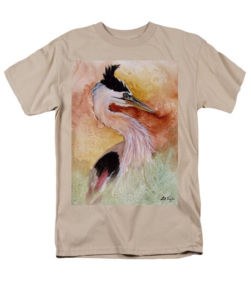 Behind The Grasses Men's T-Shirt  (Regular Fit) by Lil Taylor