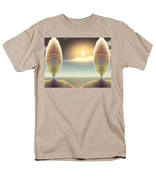 Being There Men's T-Shirt  (Regular Fit) by Wendy J St Christopher