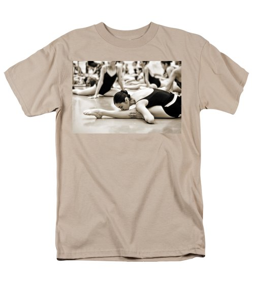 Belle Ballerina Men's T-Shirt  (Regular Fit) by Bill Howard
