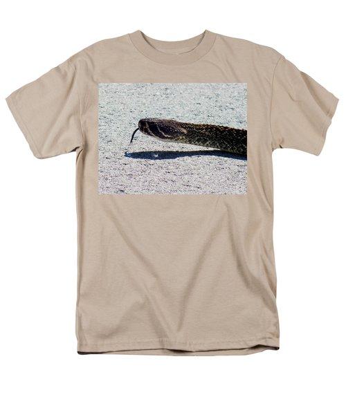 Beware Of Me Men's T-Shirt  (Regular Fit) by Karen Wiles