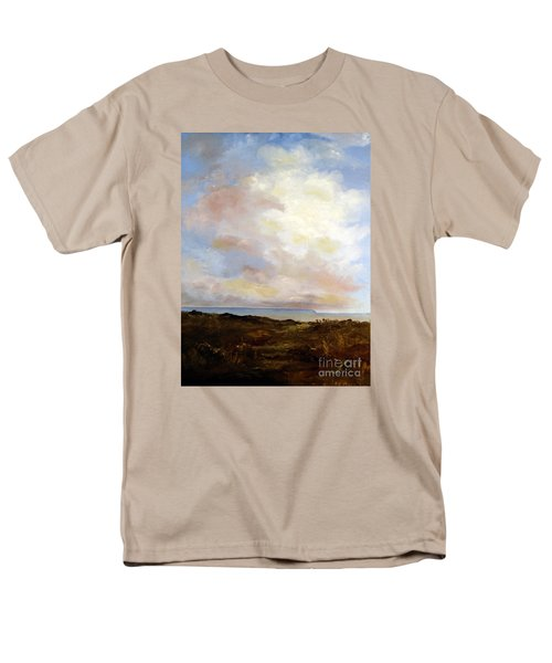 Big Sky Country Men's T-Shirt  (Regular Fit) by Lee Piper