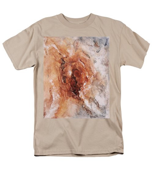 Birth Of The Earth 01 Men's T-Shirt  (Regular Fit) by Emerico Imre Toth