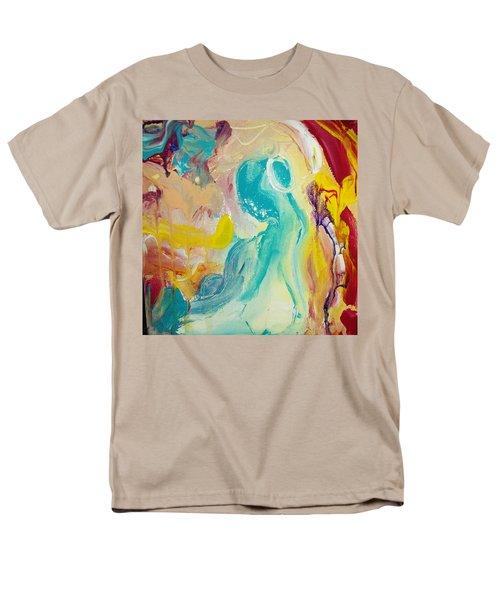 Birthing Chamber Men's T-Shirt  (Regular Fit) by Kelly Turner