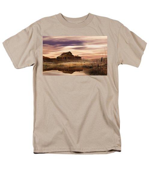 Black Sage Dawn Men's T-Shirt  (Regular Fit)
