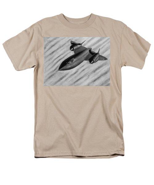 Blackbird Men's T-Shirt  (Regular Fit) by Vishvesh Tadsare