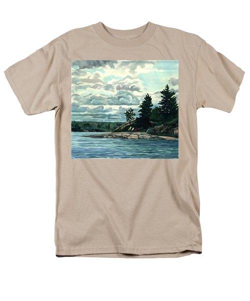 Blow Me Away Men's T-Shirt  (Regular Fit) by Phil Chadwick