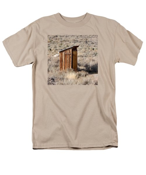 Bodie Outhouse Men's T-Shirt  (Regular Fit) by Art Block Collections