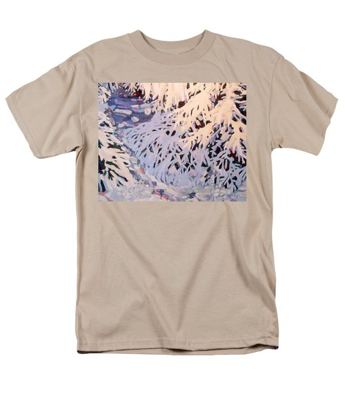 Bough-zers Men's T-Shirt  (Regular Fit) by Phil Chadwick