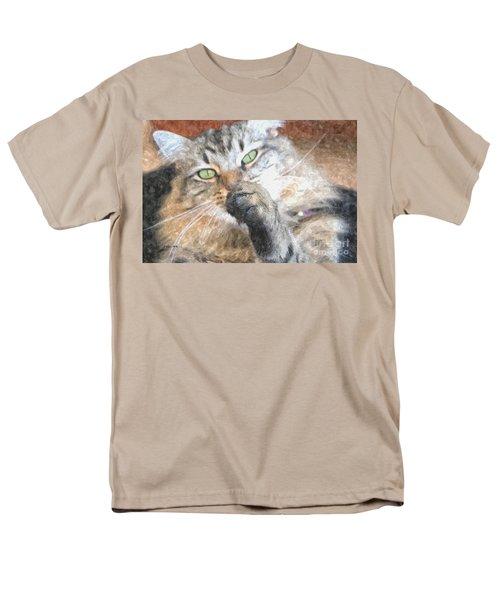 Brazen Men's T-Shirt  (Regular Fit) by Shari Nees