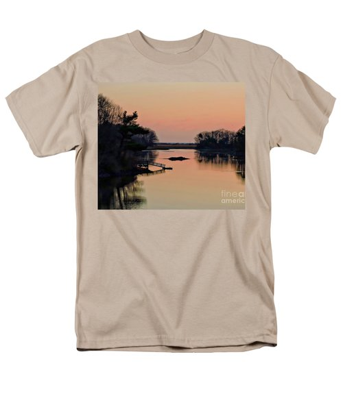 Breaking Dawn Men's T-Shirt  (Regular Fit) by Marcia Lee Jones