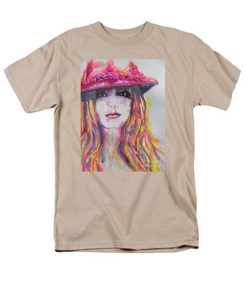 Britney Spears Men's T-Shirt  (Regular Fit) by Chrisann Ellis