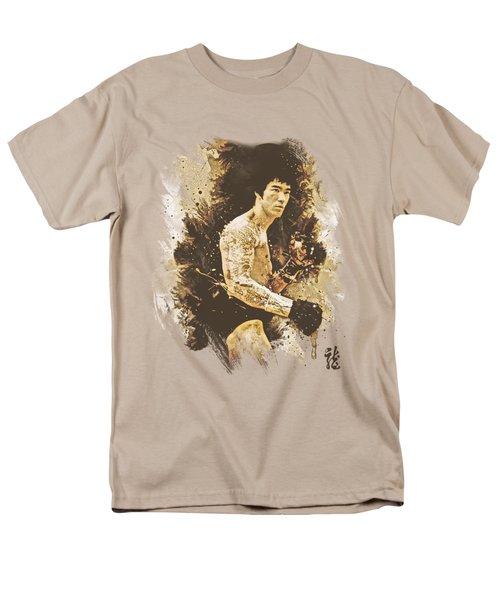 Bruce Lee - Intensity Men's T-Shirt  (Regular Fit) by Brand A