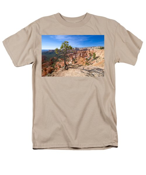 Men's T-Shirt  (Regular Fit) featuring the photograph Bryce Canyon by Juergen Klust