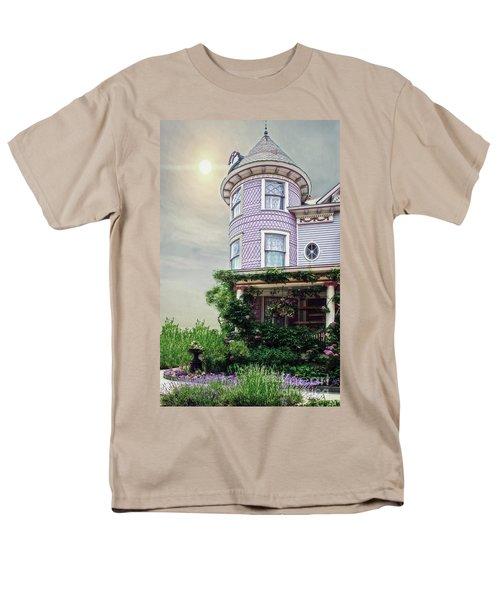 By The Seaside Men's T-Shirt  (Regular Fit) by Debra Fedchin
