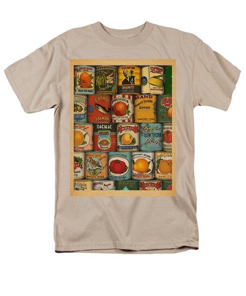 Canned Men's T-Shirt  (Regular Fit) by Meg Shearer
