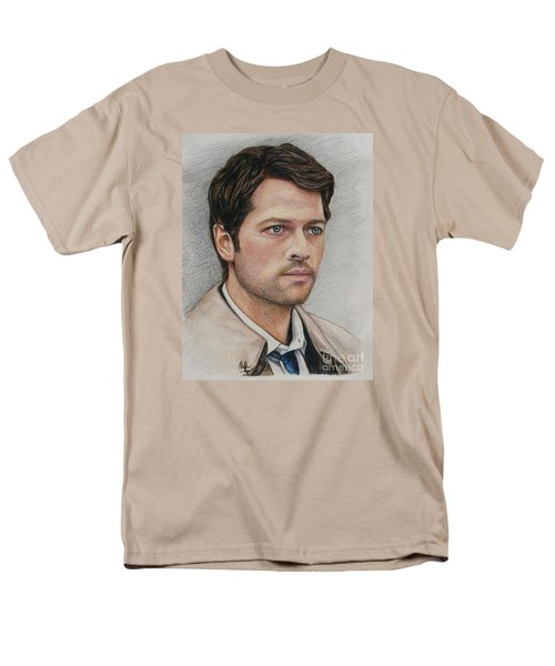 Castiel Men's T-Shirt  (Regular Fit)
