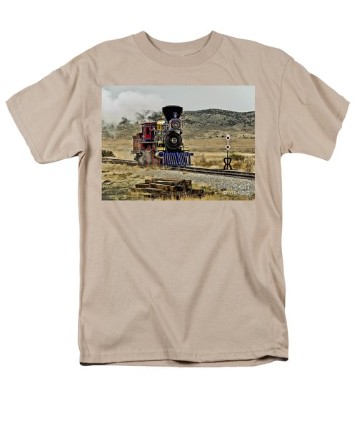 Men's T-Shirt  (Regular Fit) featuring the photograph Central Pacific's Jupiter by David Lawson