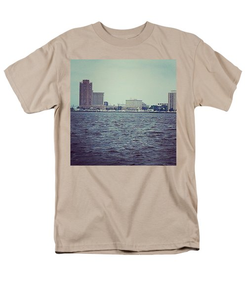 City Across The Sea Men's T-Shirt  (Regular Fit) by Thomasina Durkay