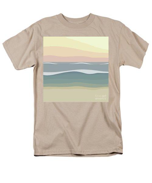 Coast Men's T-Shirt  (Regular Fit) by Henry Manning
