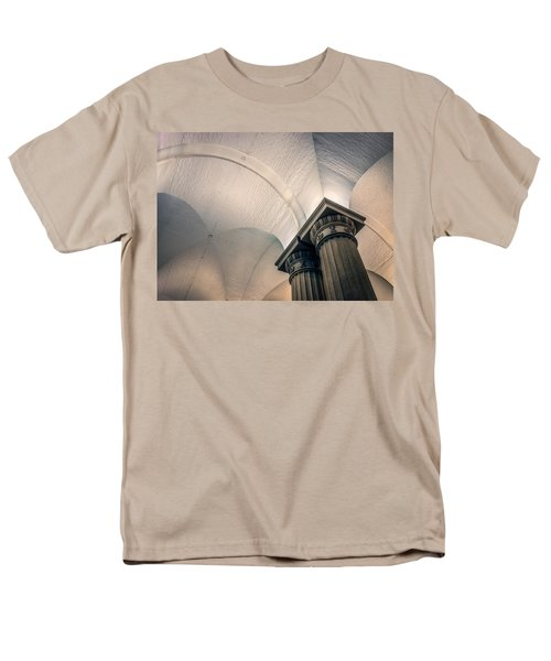 Men's T-Shirt  (Regular Fit) featuring the photograph Columns by Rob Sellers