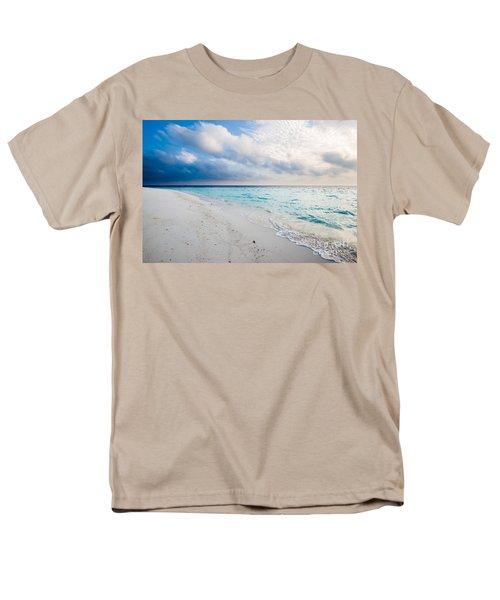 Colors Of Paradise Men's T-Shirt  (Regular Fit) by Hannes Cmarits