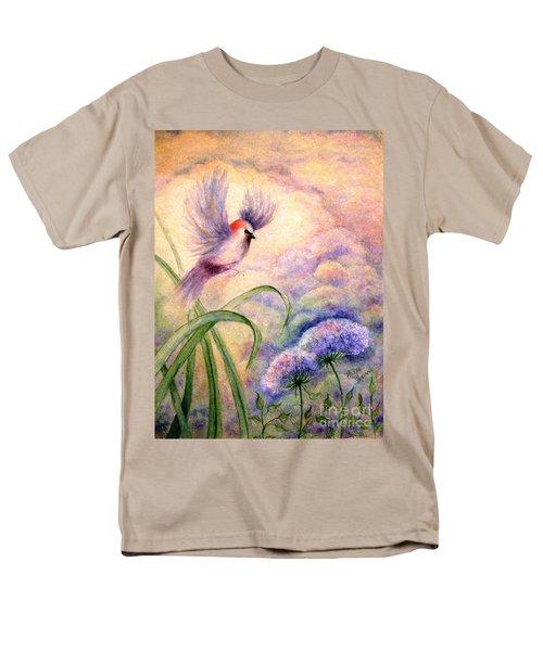 Coming To Rest Men's T-Shirt  (Regular Fit) by Hazel Holland