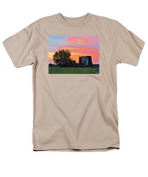 Country Sky Men's T-Shirt  (Regular Fit)