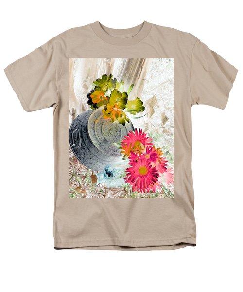 Country Summer - Photopower 1509 Men's T-Shirt  (Regular Fit) by Pamela Critchlow