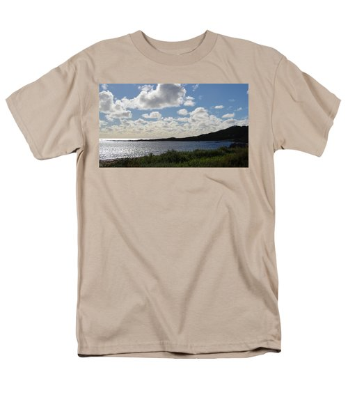 Cowaramup Bay 2.2 Men's T-Shirt  (Regular Fit) by Cheryl Miller
