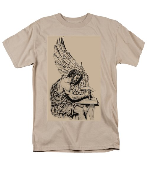 Daedalus Workshop Men's T-Shirt  (Regular Fit) by Derrick Higgins