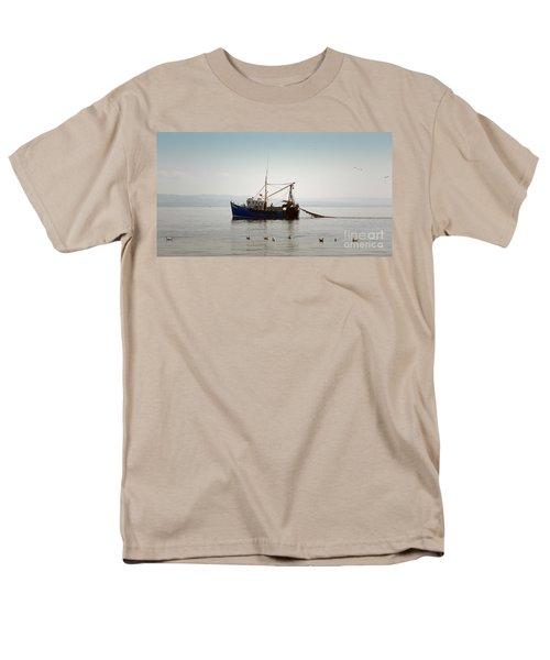 Daily Catch Men's T-Shirt  (Regular Fit) by Lynn Bolt