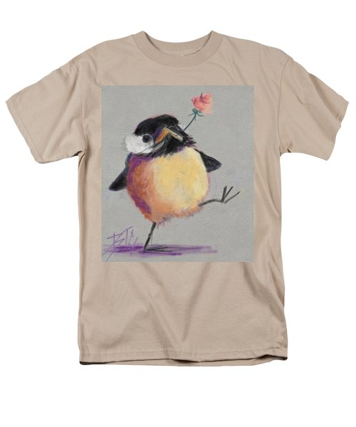 Dancing With Joy Men's T-Shirt  (Regular Fit) by Billie Colson