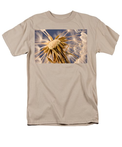 Dandelightful Men's T-Shirt  (Regular Fit) by Don Schwartz