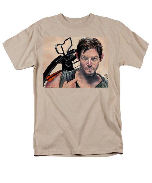 Daryl Dixon Men's T-Shirt  (Regular Fit) by Tom Carlton