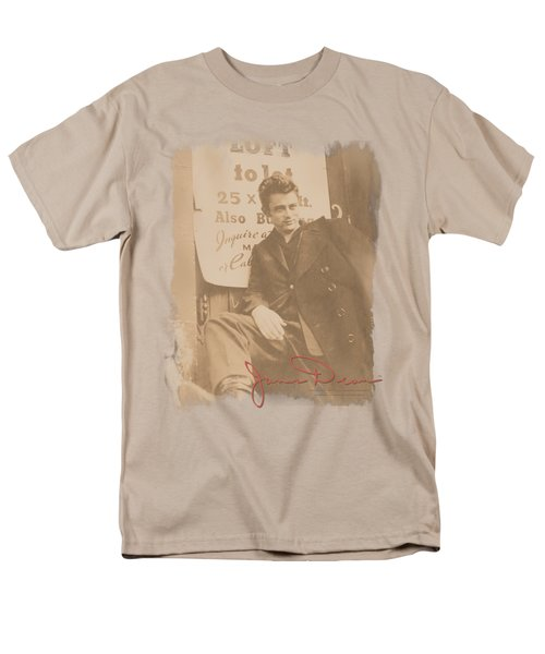 Dean - Lot For Rent Men's T-Shirt  (Regular Fit) by Brand A